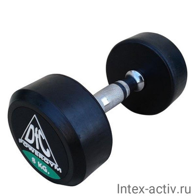 Гантели (2шт) 8кг DFC PowerGym DB002-8