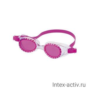 Очки для плавания FASHY Rocky Jr арт.4107-00-91