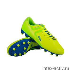 Бутсы футбольные Jogel Rapido JSH1001 (лимонный, р.43)