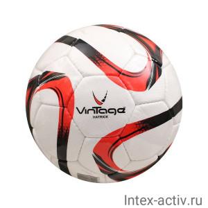 Мяч футбольный VINTAGE Hatrick V700, р.5