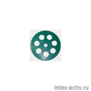 Олимпийский диск серии «Ромашка» 10 кг