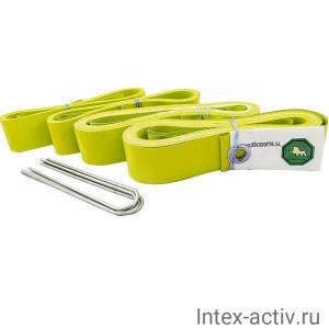 Комплект для разметки площадки для пляжного волейбола EL LEON DE ORO арт.94995000006