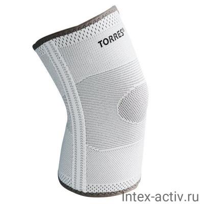 Суппорт колена Torres арт.PRL11010L р.L серый