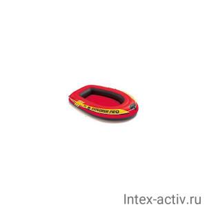 "Лодка надувная Intex 58354 ""Explorer Pro 50"" 137х85х23см"