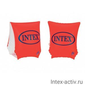 Нарукавники надувные плавательные Intex 58642NP Deluxe Arm Bands (3-6 лет)