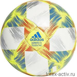 Мяч футбольный Adidas Conext 19 Training PRO арт.DN8635 р.5