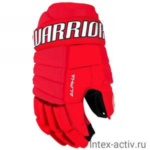 Перчатки хоккейные WARRIOR COVERT QRE5 арт.Q5GSR8-RD12 р.12