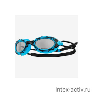 Очки для плавания TYR Nest Pro, LGNST/420 (голубой)