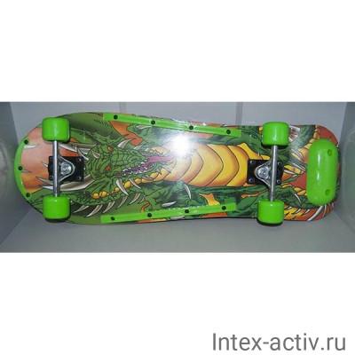 """Скейтборд SHE-55 30""""x10"""""""