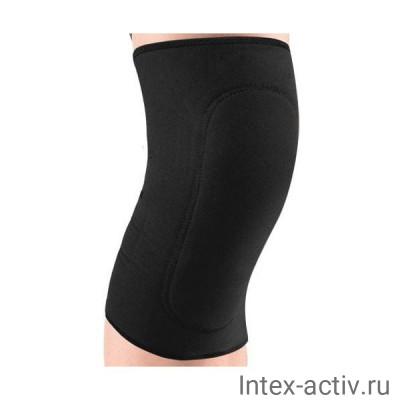 Суппорт колена закрытый Torres арт.PRL6005S р. S черный