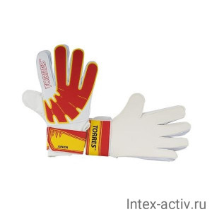 Перчатки вратарские Torres Jr. арт.FG05017-RD р.7