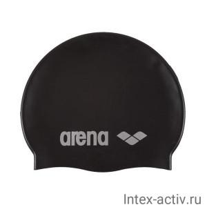 Шапочка для плавания Arena Classic Silicone арт.9166220-055