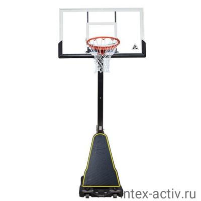 Баскетбольная мобильная стойка DFC STAND54G 136x80cm