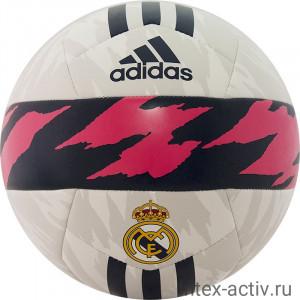 Мяч футбольный Adidas RM Club арт.FS0284 р.5
