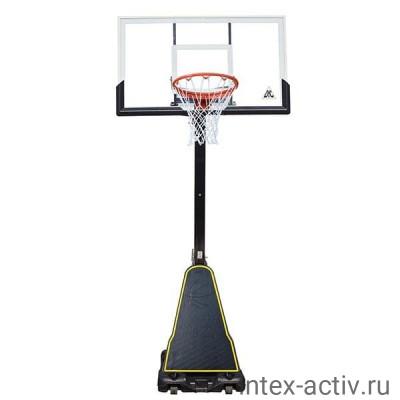 Баскетбольная мобильная стойка DFC STAND54P2 136x80cm