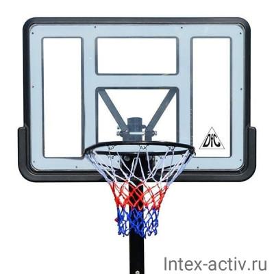 Баскетбольная стационарная стойка DFC ING44P1 112x75cm