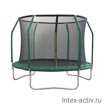 Батут Sport Elit GB10201-6FT (6FT = 1,83м) с защитной сеткой (внутрь) б/л