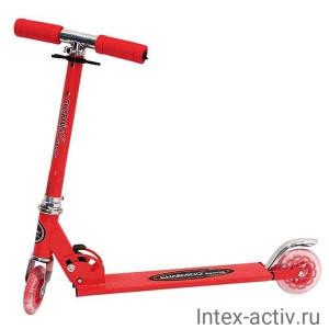 Самокат Charming Sports CMS001 красный