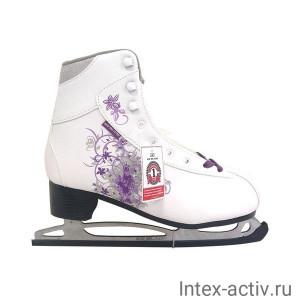 Коньки фигурные Ice Blade Sochi синт. кожа р.35