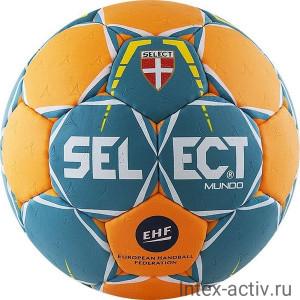 Мяч гандбольный SELECT Mundo Mini (р.0) арт.846211-446