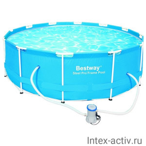 Каркасный бассейн Bestway 56418 (366х100см)
