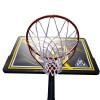 Баскетбольная мобильная стойка DFC STAND44HD1 112х72см HDPE