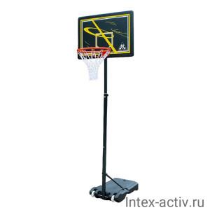 Мобильная баскетбольная стойка DFC KIDSD1 80х58см п/э
