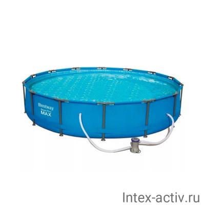 Бассейн каркасный круглый Bestway 56595 (427х84см)
