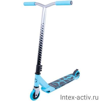 Самокат трюковый XAOS Carcass Blue 100 мм