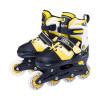 Ролики раздвижные Ridex Joker Yellow р.M / 35-38