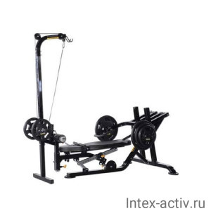 Опция стойка Powertec Workbench Lat WB-LTA13