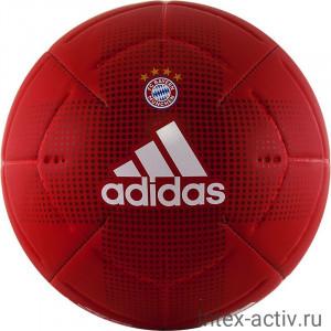 Мяч футбольный Adidas FCB Club арт.GH0062 р.5