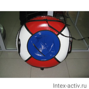 Надувные санки (тюбинг) BOLK BK001R-LUXE - надувные санки до 80кг 85 см