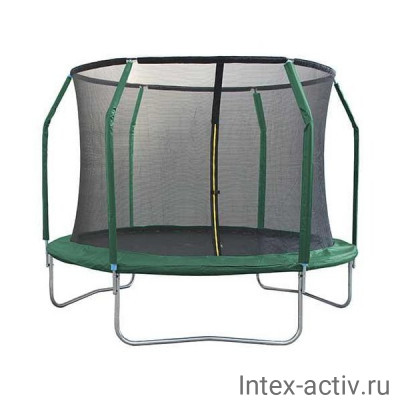Батут Sport Elit GB10201-8FT 8FT 2,44м с защитной сеткой (внутрь) б/л