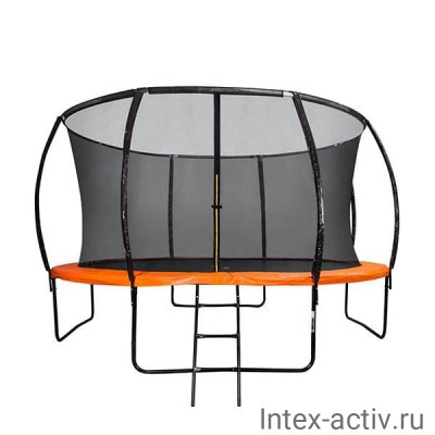 Батут DFC KENGOO 14 футов (427 см) 14FT-TR-E-BAS