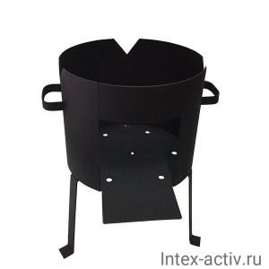 Печь для казана усиленная на 16 литров
