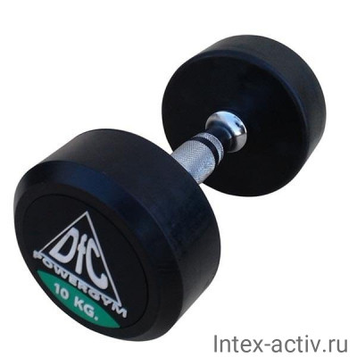 Гантели (2шт) 10кг DFC PowerGym DB002-10