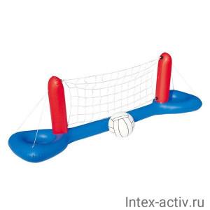 Волейбольный набор Bestway 52133B (сетка 244*64см+мяч)