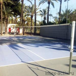 Сетка волейбольная EL LEON DE ORO арт.14443020003