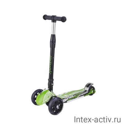 Самокат 4-х колесный SportElite SE500 граффити