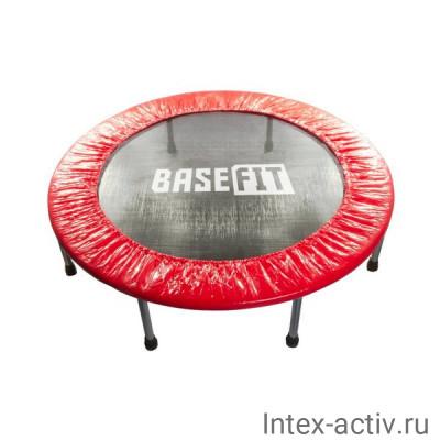 Батут BASEFIT TR-101 127 см красный