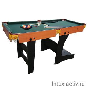 """Бильярдный стол DFC """"TRUST 5"""" складной"""