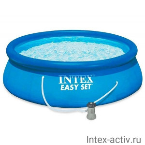 "Надувной бассейн Intex 28142NP ""Easy Set"" (396х84см)"