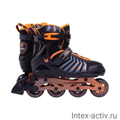 Ролики раздвижные Ridex Thanos Orange р.M/35-38