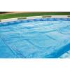 Согревающее солнечное покрывало для каркасных бассейнов Bestway 58252 (427см)
