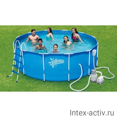 Бассейн каркасный Summer Escapes P20-1248-S (366х122см)
