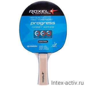 Ракетка для настольного тенниса Roxel Hobby Progress, коническая