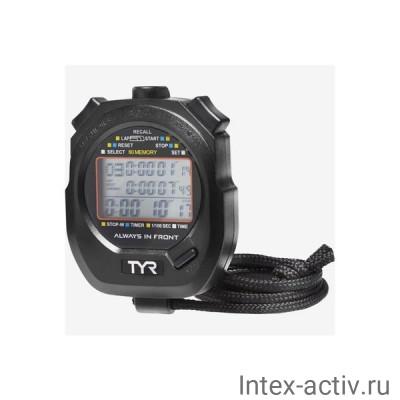 Секундомер Z-200 Stopwatch, LSWSTOP/001, черный TYR