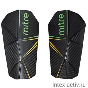 Щитки футбольные Mitre Delta Slip арт.S80005BGY р.S