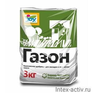 """JOY Удобрение """"Газон"""" 3 кг."""